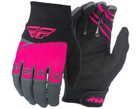 Fly Racing F-16 Gloves (Pink/Black/Grey)
