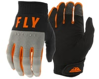 Fly Racing F-16 Gloves (Grey/Black/Orange)