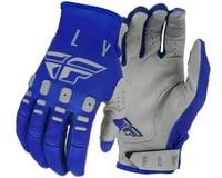 Fly Racing Kinetic K121 Gloves (Blue/Navy/Grey)