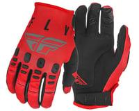 Fly Racing Kinetic K121 Gloves (Red/Grey/Black)