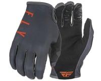 Fly Racing Lite Gloves (Grey/Orange)