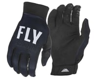 Fly Racing Pro Lite Gloves (Black/White)