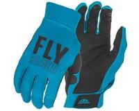 Fly Racing Pro Lite Gloves (Blue/Black)