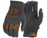 Fly Racing F-16 Gloves (Grey/Orange)