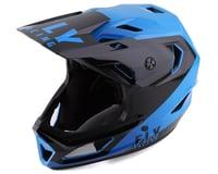 Fly Racing Rayce Youth Helmet (Black/Blue)
