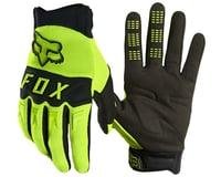 Fox Racing Dirtpaw Glove (Flo Yellow)