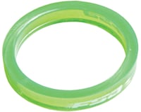 """FSA PolyCarbonate Headset Spacers (Green) (1-1/8"""") (10)"""