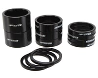 """FSA Assorted Headset Spacer Kit (1-1/8"""") (12)"""