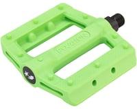 Fyxation Gates Slim Pedals (Green)