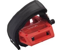 """Fyxation Pedal & Strap Kit (Red) (Composite/Plastic) (9/16"""")"""
