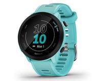 Garmin Forerunner 55 GPS Running Watch (Aqua)