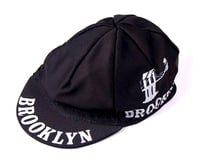 Giordana Brooklyn Mesh Cycling Cap (Black) (One Size Fits Most)