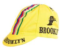 Giordana Brooklyn Cap w/ Stripes (Yellow)