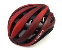 Giro Aether Spherical Road Helmet (Matte Bright Red/Dark Red)