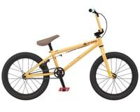"""GT 2021 Jr Performer 18"""" BMX Bike (18"""" Toptube) (Peach)"""