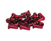Halo Wheels 14 Gauge Nipples (Red) (12mm) (Bag of 50)