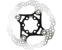 Hope Floating Disc Brake Rotor (Black) (6-Bolt) (1)