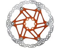 Hope Floating Disc Brake Rotor (Orange) (6-Bolt) (1)