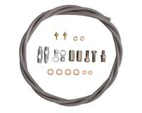 Hope Hydraulic Hose Kit by Goodridge (Braided Stainless) (1600mm)
