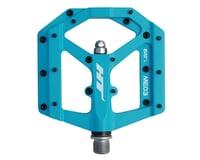 HT ME03 Evo Platform Pedals (Matte Blue) (Chromoly)