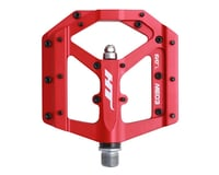 HT ME03 Evo Platform Pedals (Matte Red) (Chromoly)