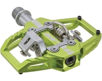 """HT T1 Clipless Pedals (Apple Green) (9/16"""")"""