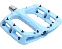 """HT PA03A Nano-P Platform Pedals (Sky Blue) (Composite) (9/16"""")"""