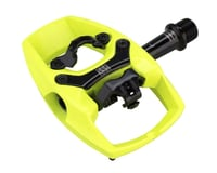 iSSi Flip III Aluminum Pedals (Hi-Vis Yellow)
