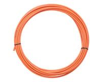 Jagwire Sport Brake Housing (Orange) (5mm) (10m Roll)