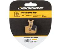 Jagwire Disc Brake Pads (Formula C1/CR3/Cura/Mega/R1/RO/RX/T1) (Semi-Metallic)