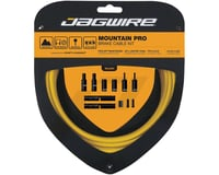 Jagwire Mountain Pro Brake Cable Kit (Yellow) (Stainless) (1350/2350mm) (2)