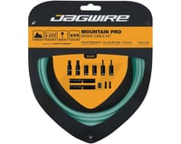 Jagwire Mountain Pro Brake Cable Kit (Bianchi Celeste) (Stainless) (1350/2350mm) (2)