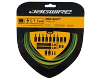 Jagwire Pro Shift Kit (Organic Green) (SRAM/Shimano)