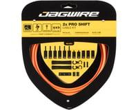 Jagwire Pro Shift Kit (Orange) (SRAM/Shimano)
