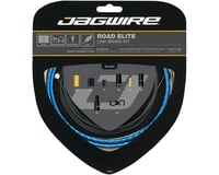Jagwire Road Elite Link Brake Cable Kit (Blue) (Teflon) (1350/2350mm) (2)