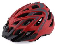 Kali Chakra Plus Helmet (Red /Gunmetal)
