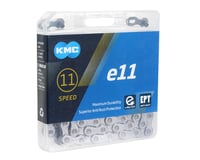 KMC x11e Turbo E-Bike Chain (Silver) (11 Speed) (136 Links)