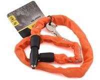 Kryptonite Keeper 465 Chain Lock w/ Keys (Orange) (2.125' x 4mm)