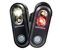 Kryptonite Avenue F-70/R-35 Dual Headlight/Tail Light Set (Black)