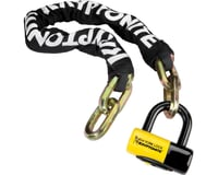 Kryptonite New York Fahgettaboudit Chain 1410 & Disc Lock (100cm/3.25')
