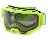 Leatt Velocity 4.5 Goggle (Lime) (Clear 83% Lens)