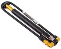 Lezyne Micro Floor Drive HPG Pump (Black) (High Pressure) (w/ Gauge)
