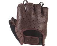 Lizard Skins Aramus Classic Short Finger Gloves (Brown)