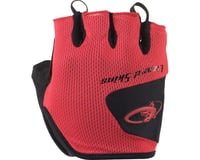 Lizard Skins Aramus Short Finger Gloves (Red)