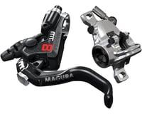 Magura MT8 Pro Hydraulic Disc Brake (Black/Silver)
