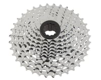 Microshift G10 10-Speed Cassette w/ Spider (Silver/Chrome Plated)