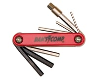 Dan's Comp Multi Allen Tool (Red)