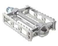 """Mks Sylvan Touring Pedals (Silver) (Alloy) (9/16"""")"""