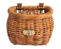 Nantucket Bike Basket Nantucket Cisco Front Basket (Honey) (Classic Shape)