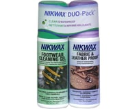 Nikwax Fabric and Leather Spray Footwear DUO Pack